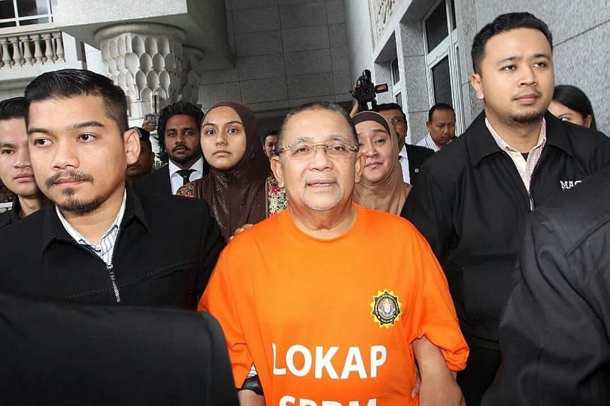 Former Felda chairman Isa Samad was remanded for probes but not charged over any wrongdoing last year. Felda had a whopping RM12 billion in liabilities when he was replaced.