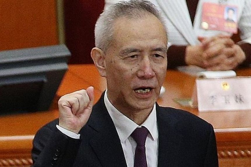 Mr Liu He is known to be the architect of China's financial and economic reforms.