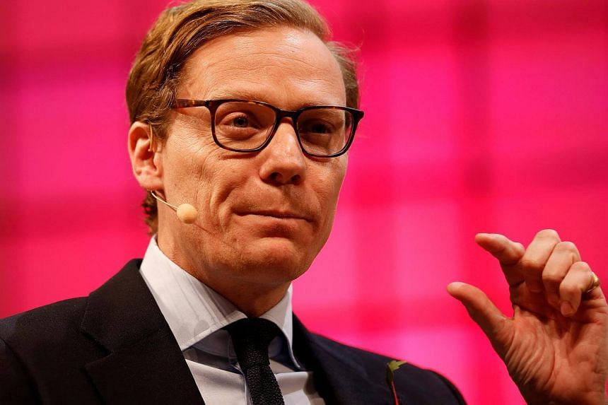 "The report relied on surreptitious video recordings of Alexander Nix, the chief executive of Cambridge Analytica, claiming to have used ""a web of shadowy front companies"" in pursuit of winning elections."