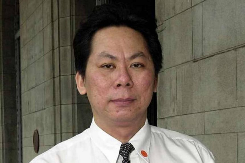 Lawyer Edmund Wong Sin Yee pleaded guilty to two charges of unprofessional conduct.