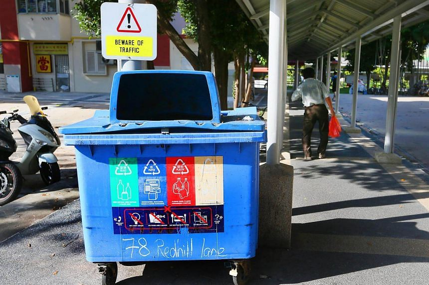 The NEA said that the decrease in the amount of waste recycled in 2017 was largely due to lower amounts of wood waste, plastic and paper recycled.