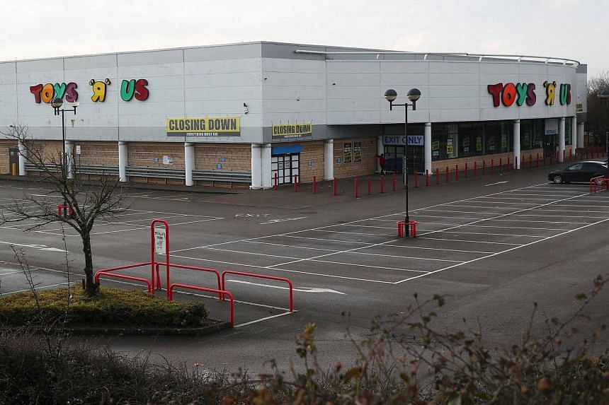 Amazon is not interested in maintaining the Toys 'R' Us brand but has considered using the soon-to-be-vacant spaces for its own purposes.