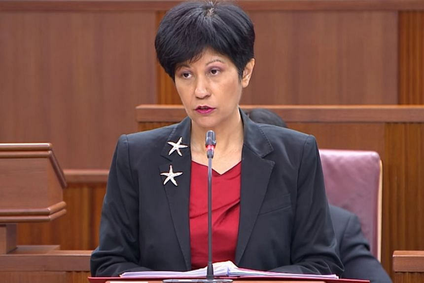 Senior Minister of State for Law Indranee Rajah said subsidiary legislation will prescribe how the Unclaimed Money Fund is to be used.