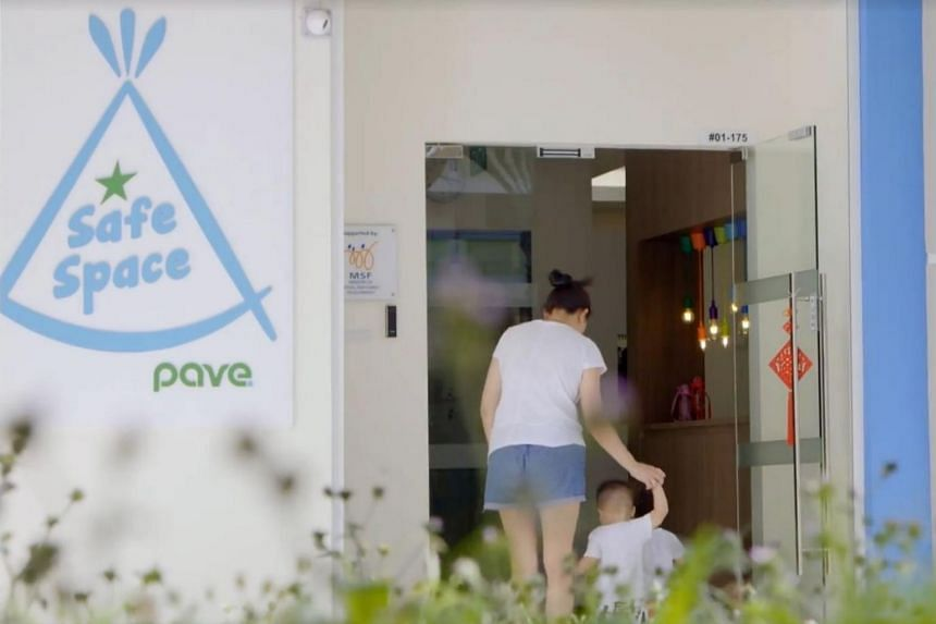 Safe Space is the third child protection specialist centre set up by Ministry of Social and Family Development(MSF) and is run by PAVE, a family specialist centre.