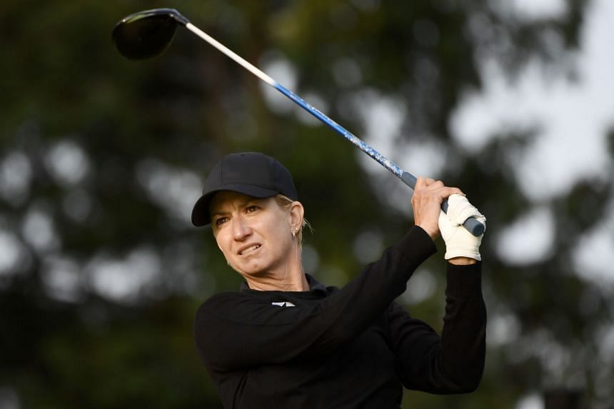 Karrie Webb will be making her 23rd straight appearance at the US Women's Open.