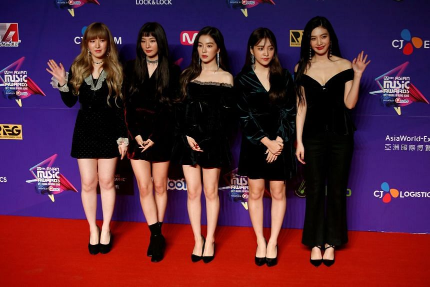 Girl group Red Velvet will be among the group of performers making the visit to Pyongyang from March 31 to April 3, 2018.