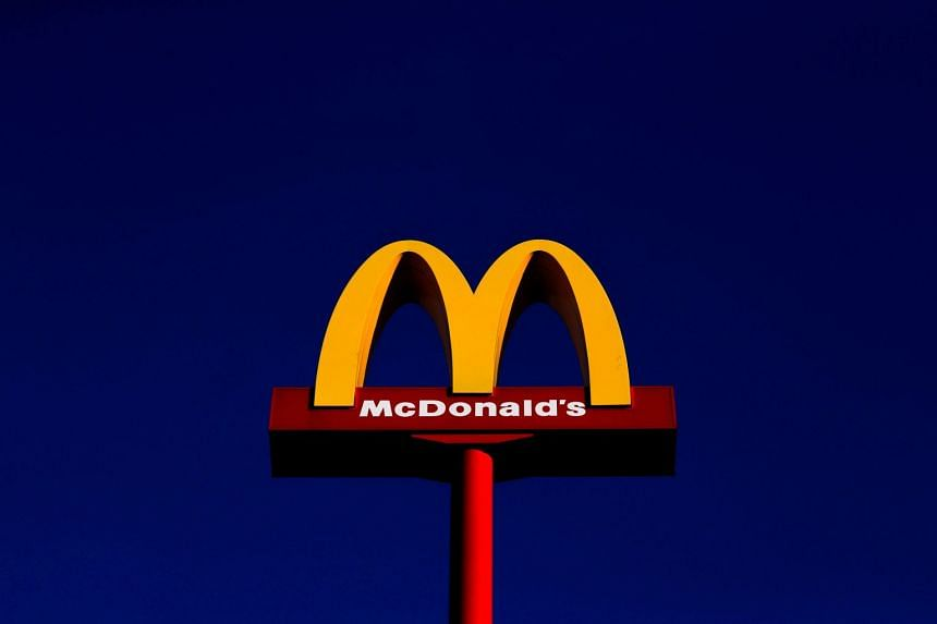McDonald's aims to reduce emissions at its restaurants and offices by 36 per cent by the year 2030 from 2015 levels.