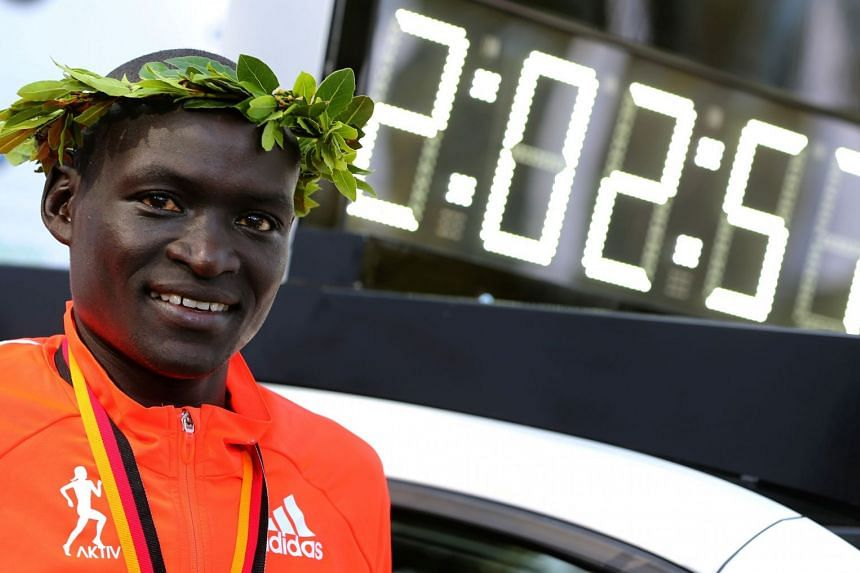 Dennis Kimetto will be the first world record holder to take part in the Vienna City Marathon.