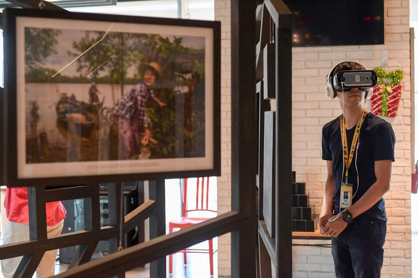 Local non-profit organisation Lien AID is holding a Virtual Reality (VR) exhibition from March 20 to April 8, titled Windows of Hope, which showcases a 360-degree view of Preaek Chrey Village in Cambodia.