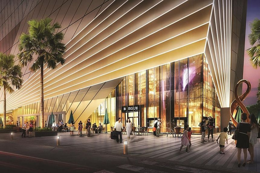 CapitaLand will oversee asset planning, pre-opening and retail management for the five-storey mall, which is the retail component of The Peak, an upcoming high-end integrated development in central Phnom Penh.
