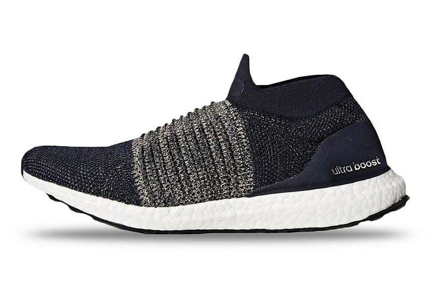 c50013346d032 Adidas  Ultraboost Laceless shoes look sleek enough to wear as casual  sneakers.
