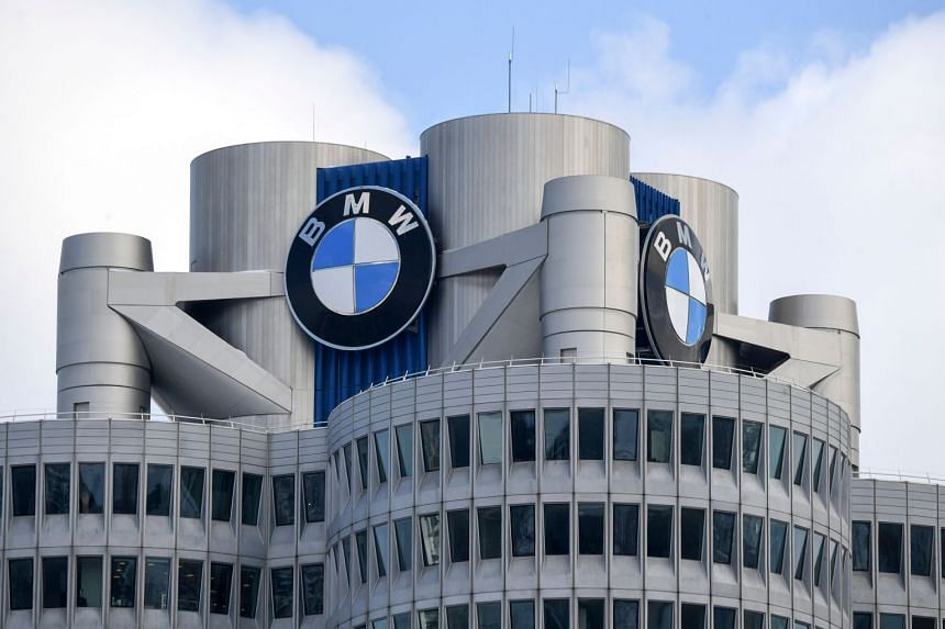 Investigators raided the BMW headquarters in Munich (pictured) and an engine factory in Austria as part of a probe into an emissions-cheating scandal, on March 20, 2018.