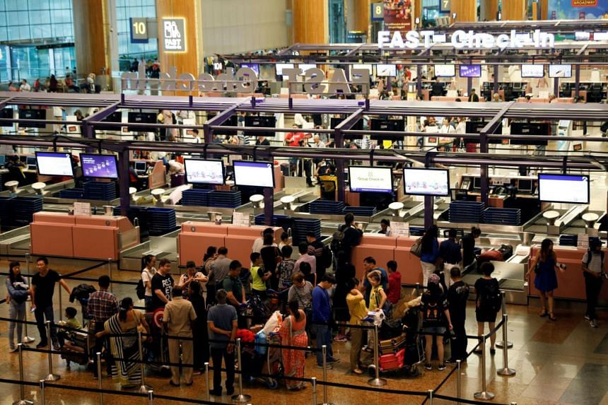 The works at Changi Airport Terminal 2 will include upgrading the entire facility with, for example, new check-in areas and counters so that more self-service options for passengers, such as those now available at Terminal 1, can be rolled out.