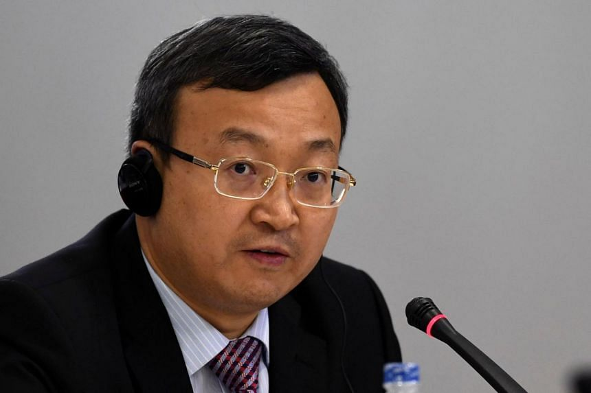 The US decision to launch trade investigations is a unilateral act of trade protectionism, China's vice commerce minister Wang Shouwen said in New Delhi.