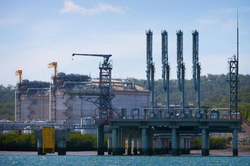 Liquefied natural gas global supply is expected to continue to tighten until 2019, when mega projects in the US and Australia are due to start production.