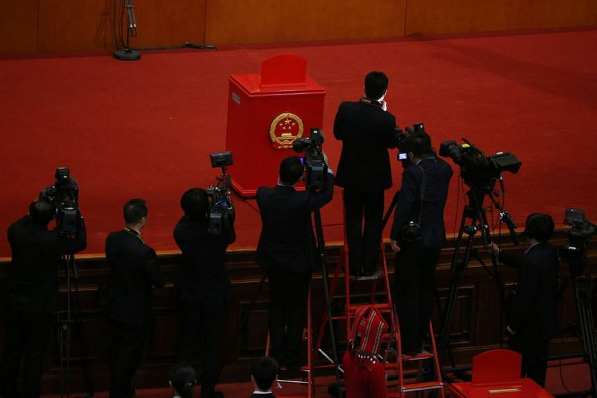 The media shake-up signals tighter media control amid a broad crackdown on news, online content and film that goes against party values under President Xi Jinping.