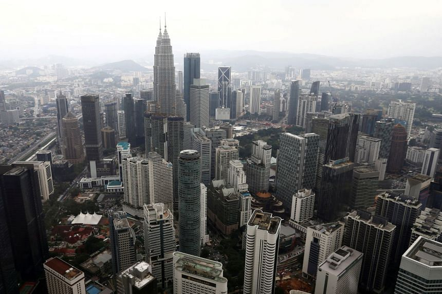 Although Malaysia's foreign reserves have grown in the past few years, maturing debt obligations have surpassed reserves.