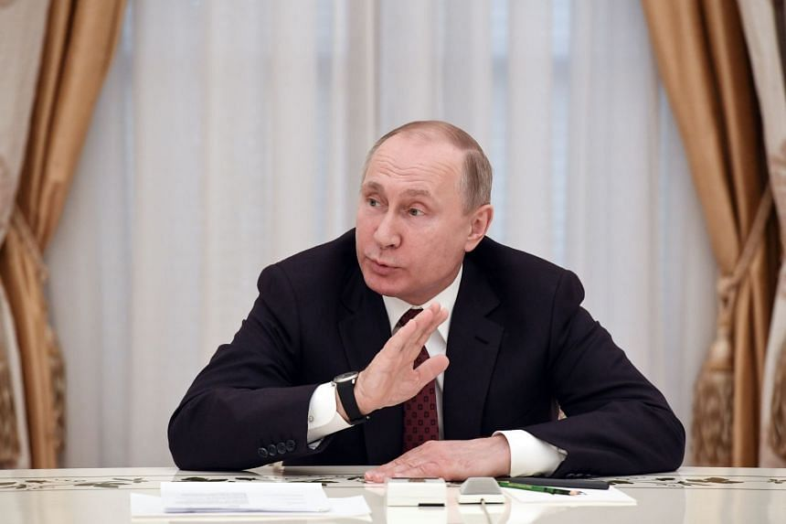 Russian President Vladimir Putin won a record victory in a presidential election on March 18, 2018, giving him another six years on the job.