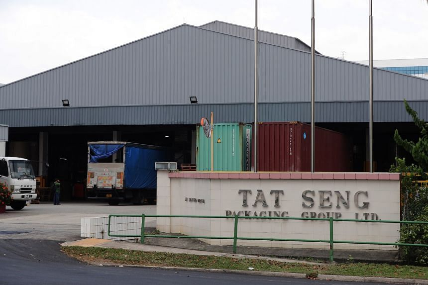 Tat Seng Packaging Group was fined $12,000 in January for three counts of violating the Sewerage and Drainage (Trade Effluent) Regulations.