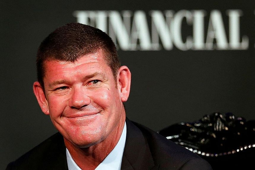 Mr James Packer has had a tumultuous time, with the failure of Crown's growth strategy and a break-up with singer Mariah Carey.