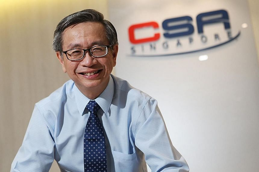 Cyber Security Agency chief David Koh says Singapore's global connectivity puts it in the cross hairs of cyber threats.