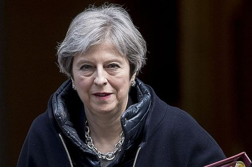 British Prime Minister Theresa May is under fire from her own backbench MPs for making too many concessions.