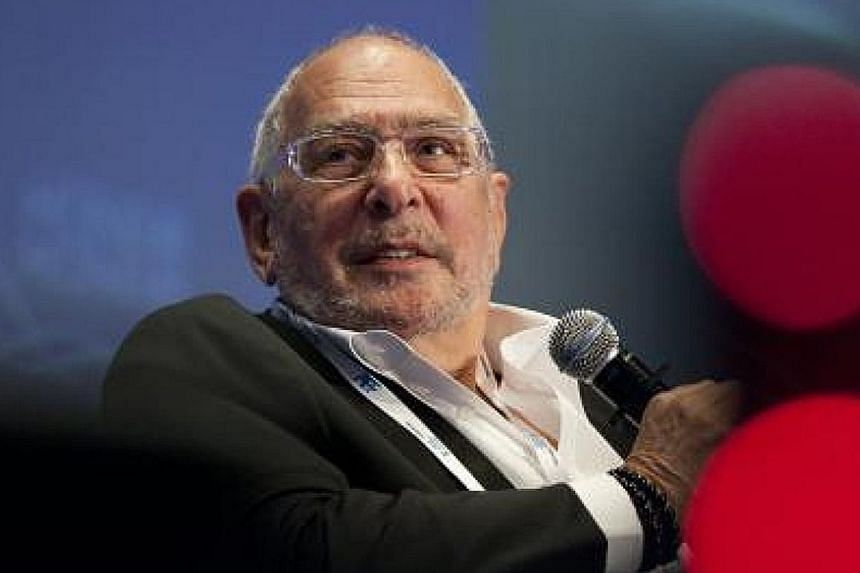 Mr Richard Elman, who quit with immediate effect yesterday, founded the company in 1986.