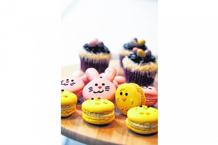 The Marmalade Pantry's Novena outlet offers a Easter-themed a la carte buffet brunch.