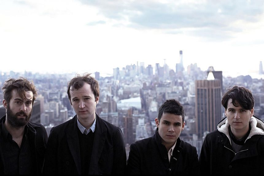 Vampire Weekend has not played full concerts since 2014, although it made two brief appearances.