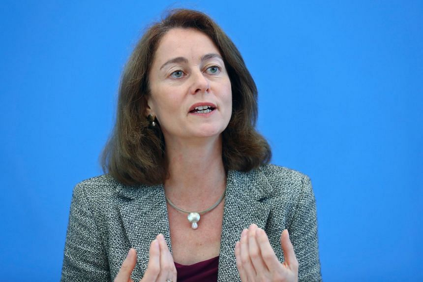 Germany's justice minister Katarina Barley said Facebook's management in Europe must explain to the German government how data of millions of American Facebook users reached Cambridge Analytica.