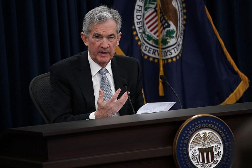In its first policy meeting under new Fed chief Jerome Powell, the US central bank indicated that inflation should finally move higher after years below its 2 per cent target.