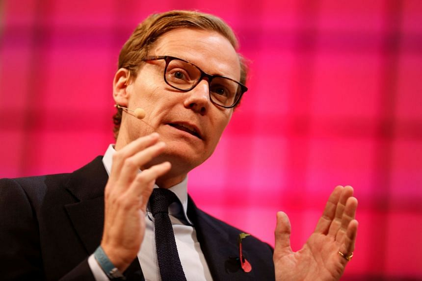 Alexander Nix was suspended by the company shortly before the latest video was broadcast.
