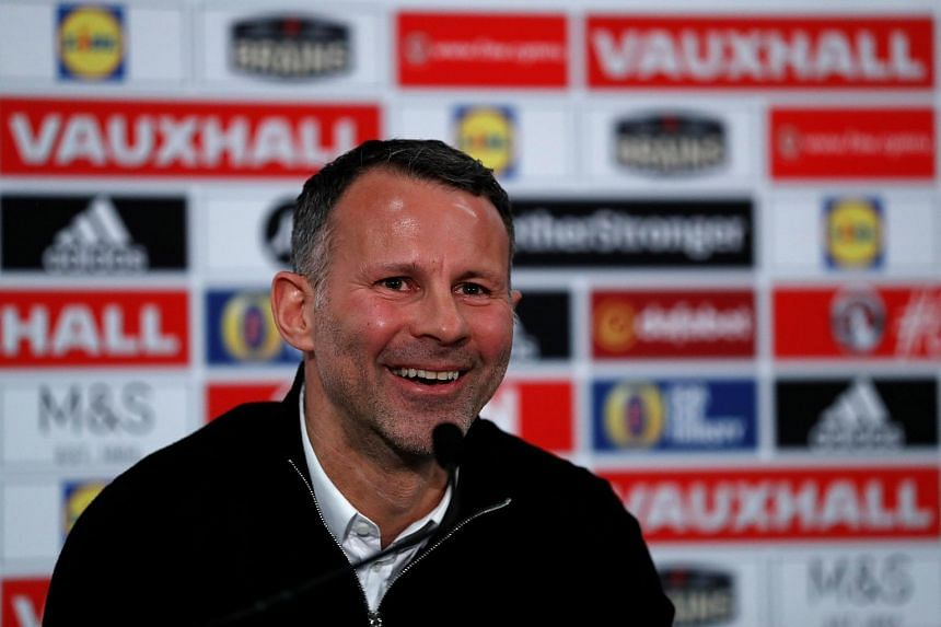 Ryan Giggs will make his bow as an international manager when his team open the China Cup friendly match against the hosts.