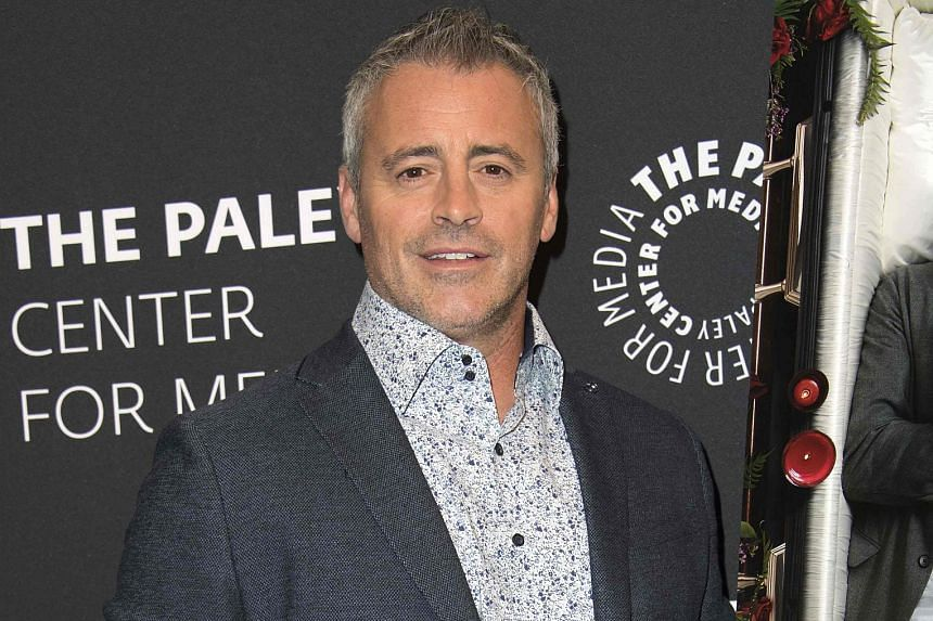 ACTOR MATT LEBLANC