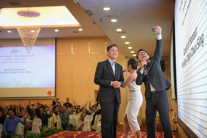 Minister in the Prime Minister's Office Chan Chun Sing said a strong system is one that is founded on a set of common values, such as meritocracy, diversity, and incorruptibility. And yet, he stressed that it should also be one that is flexible.