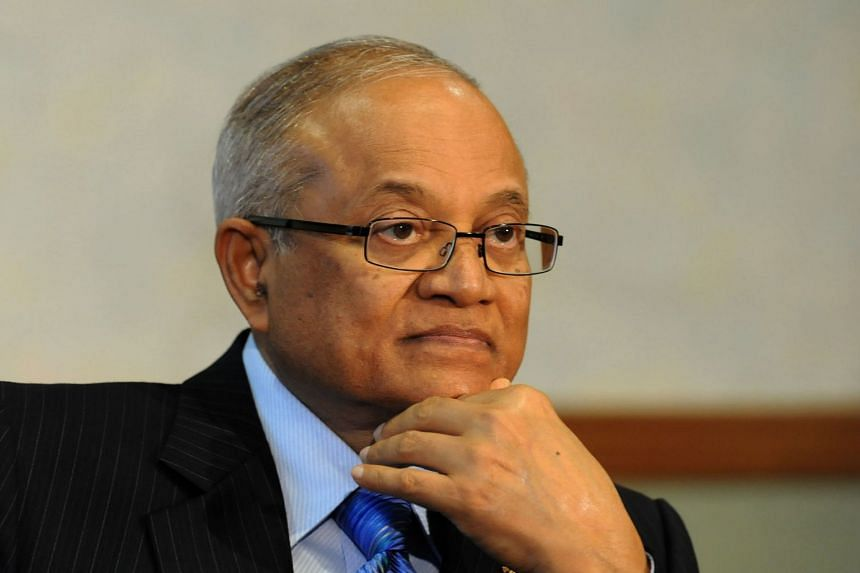 "On March 21, Maldivian authorities charged former strongman Maumoon Abdul Gayoom (pictured) and several senior judges with ""terrorism"" for attempting to topple President Abdulla Yameen."
