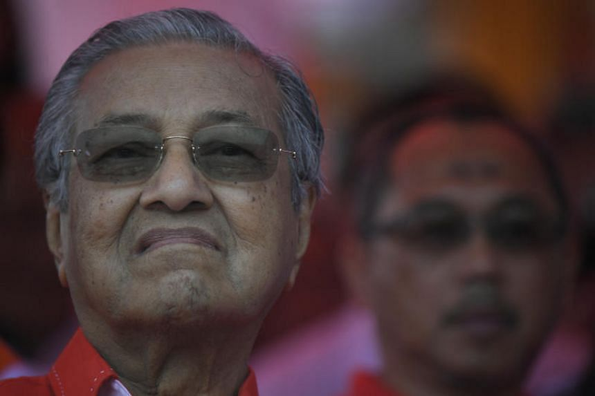 """Dr Mahathir Mohamad had previously invited Malaysian Prime Minister Najib Razak to public debates dubbed the """"Nothing2Hide"""" forums in June 2015 and August 2017, but Mr Najib did not attend either of them."""