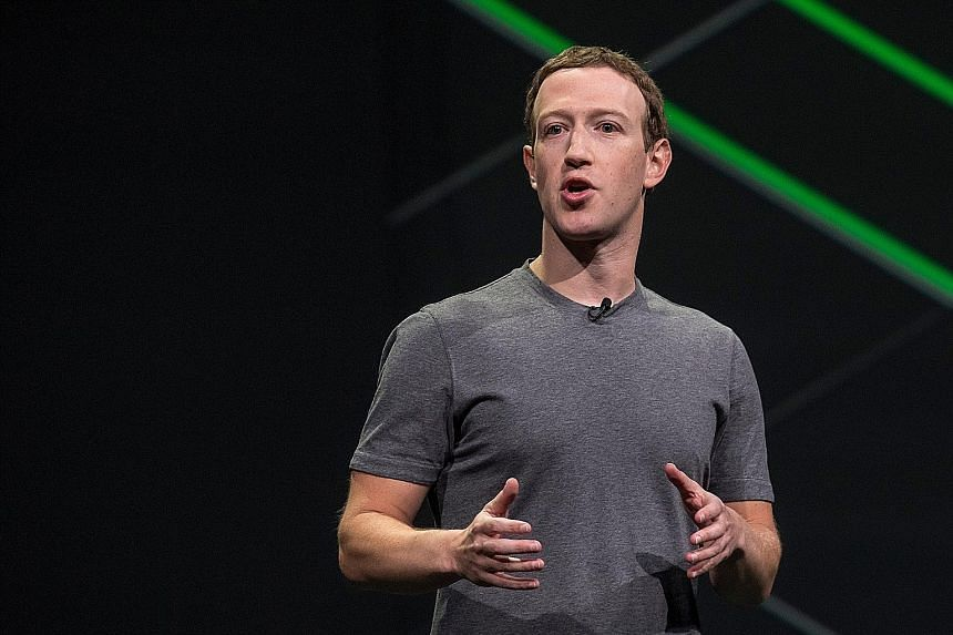 Facebook chief executive Mark Zuckerberg, seen here speaking at a product launch event in San Jose, California, last October, has announced new steps to rein in the leakage of data to outside developers and third-party apps, while giving users more c