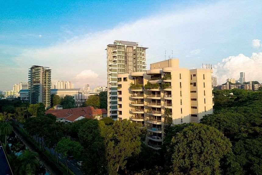 Owners of Makeway View's 28 apartments and four penthouses are expected to receive gross sale proceeds of between $3.86 million and $10.74 million per unit. Bukit Sembawang Estates intends to redevelop the area into residential apartments with commun