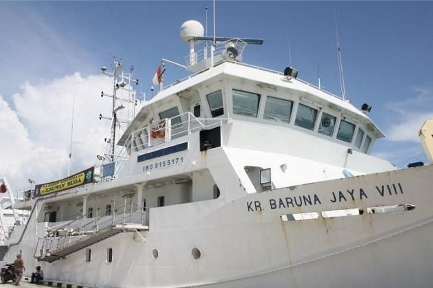 The team, led by Professor Peter Ng from Singapore and Dr Dwi Listyo Rahayu from Indonesia, is sailing on the Indonesian research vessel Baruna Jaya VIII.