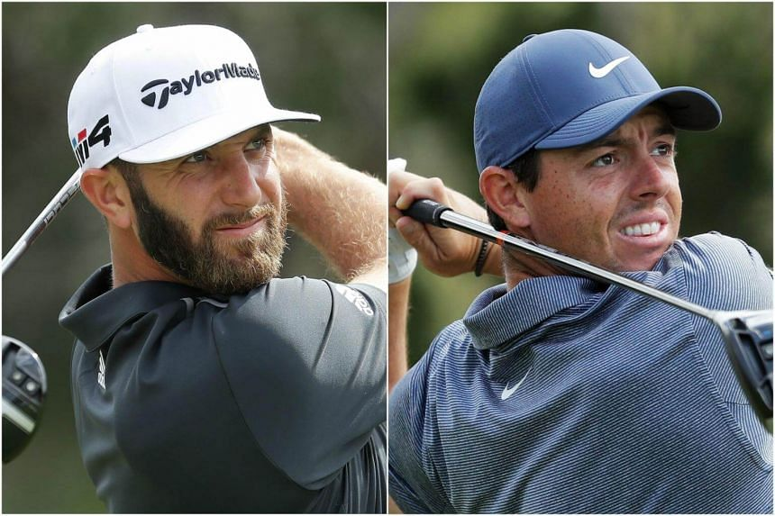 Dustin Johnson and Rory McIlroy would have exited Austin Country Club after 18 holes on Wednesday, delivering a knockout to the WGC-Dell Technologies event's ratings had the pre-2015 rules applied.