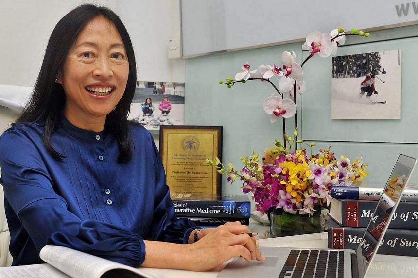 The Singapore Medical Council suspended Dr Susan Lim from practice for three years in 2012 after she billed a patient excessively in August 2007.