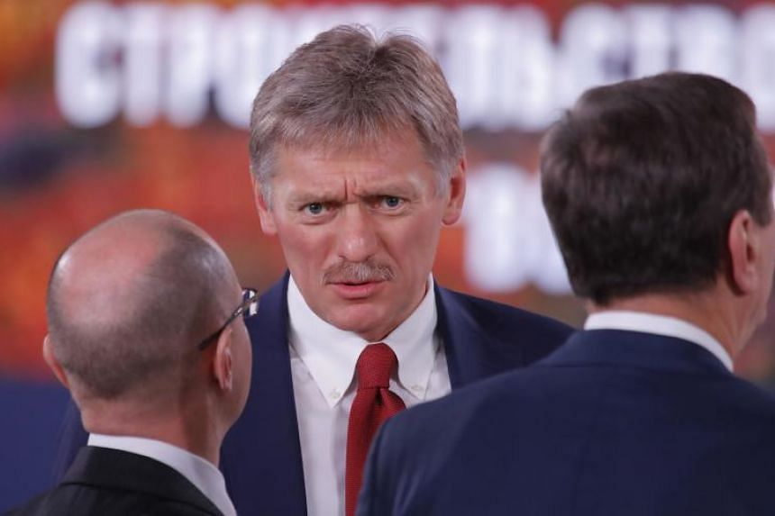 Kremlin spokesman Dmitry Peskov was quoted as saying that President Vladimir Putin intends to improve relations with the United States and Europe.