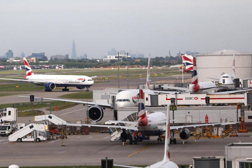 British reports had said that a British Airways crew member had allegedly raped an air stewardess while on a stopover in Singapore.