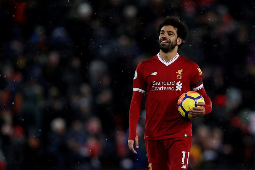 Mohamed Salah has scored 28 goals in the Premier League this season and 36 in all competitions, the most by a Liverpool player in a debut campaign for the club.