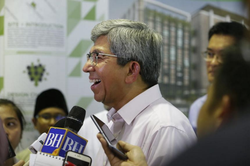 "Dr Yaacob Ibrahim said he had received the ""very good news"" of the increase in the number of haj places for pilgrims from Singapore from the Saudi authorities."