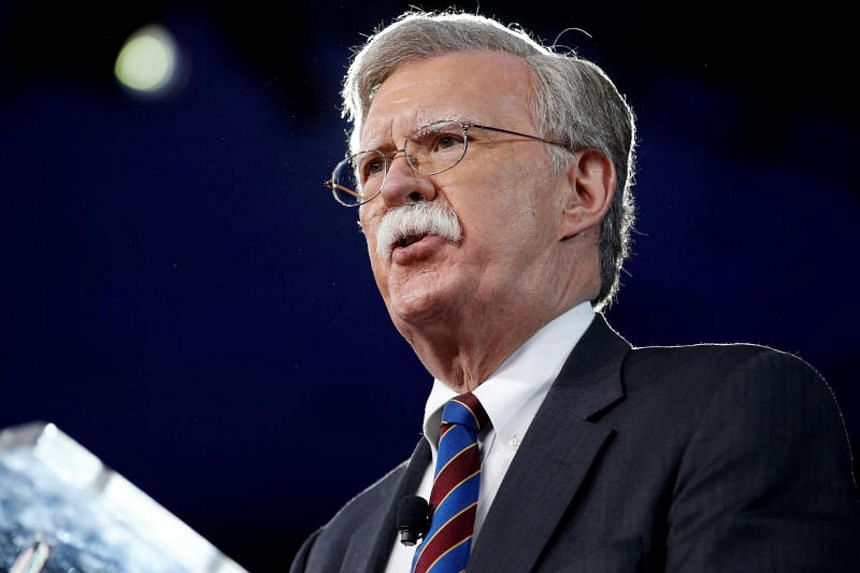 John Bolton's political committee first hired Cambridge Analytica in August 2014 to develop psychological profiles of voters, with data harvested from tens of millions of Facebook profiles.