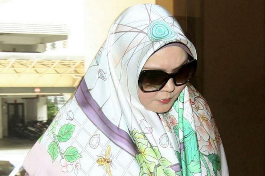 Datin Rozita Mohamad Ali, 44, had failed to turn up in court for a review of her sentence for abusing her Indonesian maid.