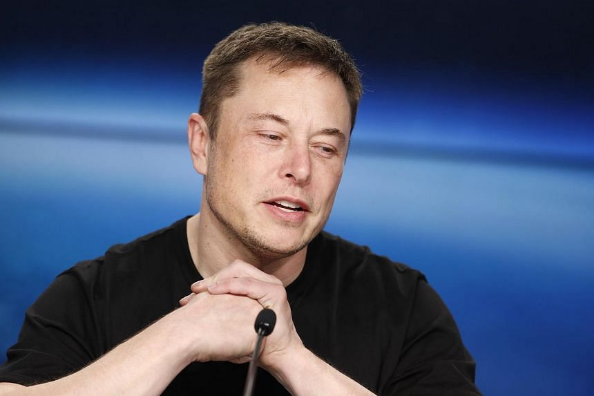 Elon Musk deleted SpaceX and Tesla's Facebook pages after he was challenged by Twitter users.