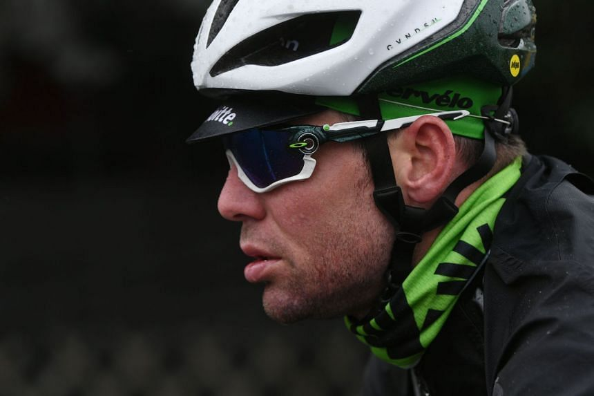 Mark Cavendish pulled out of the Commonwealth Games to recover from rib and ankle injuries he sustained in a horrific crash at the Milan-San Remo race.